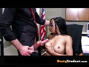 Horny Schoolgirl Vs Perverted...