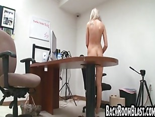 Picture Blonde Gets Ass Fucked By Big Cock POV
