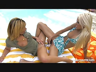 Picture Chloe Shares A Hard Sex Toy With Her Blonde...