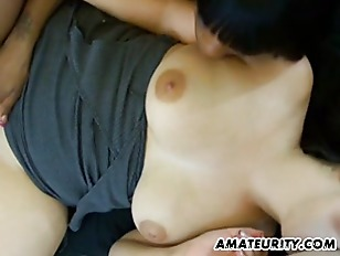 Picture 2 Amateur 20y-Girls In A Double Blowjob Acti...