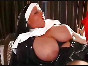 Big Chested Chubby Nun...