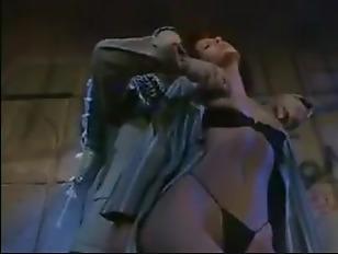Picture Deborah Wells And Ron Jeremy In Retro Movie