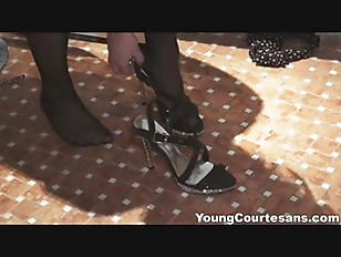 Young Courtesans - Cum On...