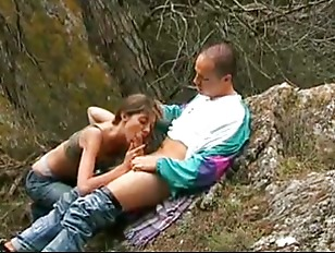 Anal outdoor french look