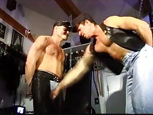CBT Muscle Stud Orgy...