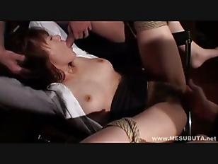 Girl amateur slave