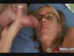 Cum On My Glasses...