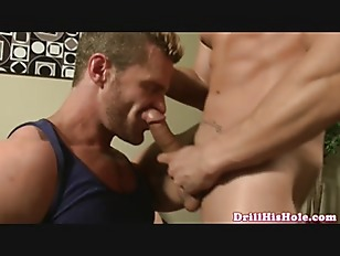 A Dominant Muscled Gay...
