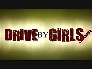 Huge boobs Krystal Swift in PUBLIC car orgy
