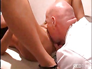Picture Dr Dick Scores A Busty Blonde