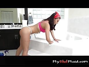 Brazillian Maid Sucks And...