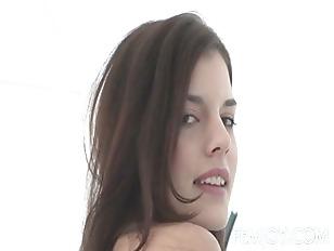 Teen Candice Luca Nude...