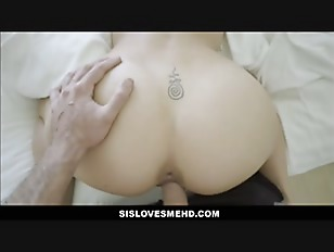 Big Tits Big Ass Blonde Teen Step Sister Family Sex With Step Brother POV