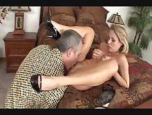 Older Blonde Love Getting...