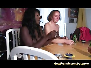Black French Babes First...