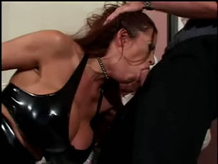 Picture Donita Dunes Latex Anal Whore