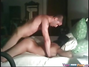 Hot Brunette Getting Fucked...