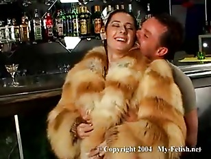 Picture Brunette Sex In Bar