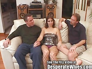Dana Fulfills Her Slut Wife Mfm Three Way Fantasy Wdirty D