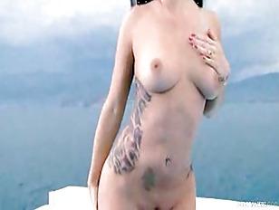 Sea Trip With Tattooed...