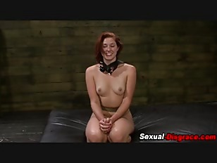 Picture Tied Up Slave Facialized