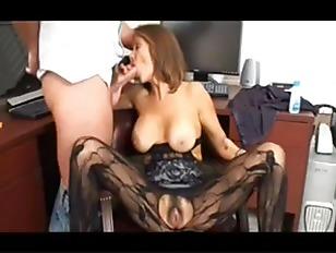 Messy pussy cumshot