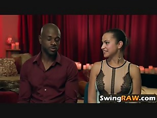 Picture Swingers Having Fun In Group Pleasing In Rea...