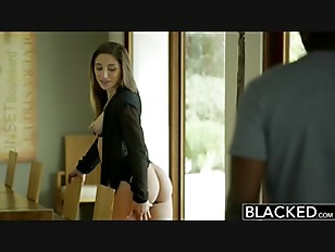 Picture BLACKED Big Booty Girl Abella Danger Worship...