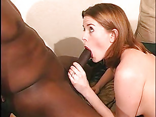 Young Brunette With Big...