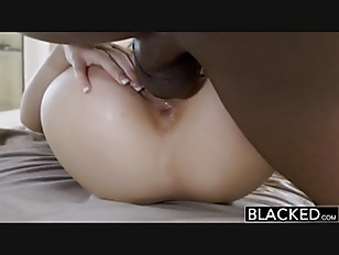 Picture BLACKED First Interracial For Pretty GF Zoe...