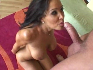 Lisa Ann Knows How...