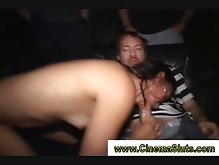 Picture Gang Bang Amateur Sucks Group Dicks