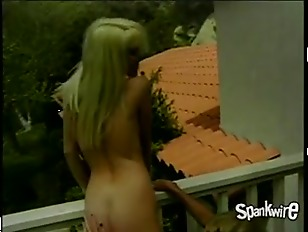 Outdoors Lesbian Hot Play...