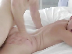 Picture Gorgeous Babe Doggystyle Fucked In Beautiful...