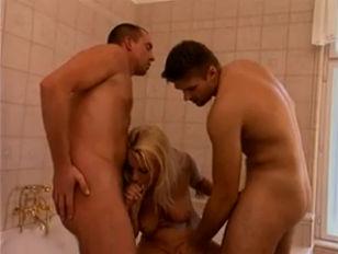 Milf With 2 Men...