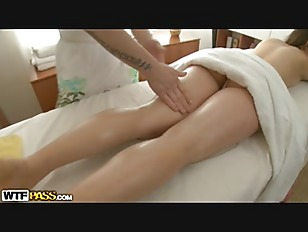Picture Hippie Girl Hot Squirt During Massage