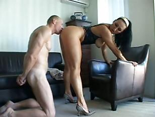 Leg Humping Natasha