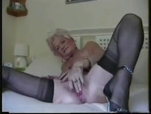Picture Old Whore And Her Toy