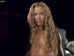 Simply matchless kristanna loken boobs All