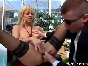 Milena Nasty MILF Gets...