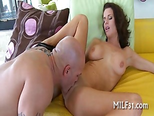 Lusty Pussy And Oiled...