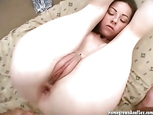 Giving Her Some Anal...