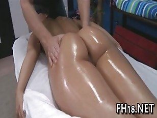 Teen Massaged And Fucked...