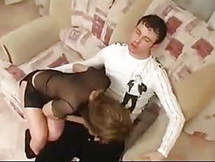 Red head Brother and elder sister fucking SHE CAN