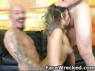 Picture Jordan Eve Gets Face Ruined P2
