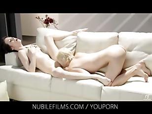 Lesbian Lovers Share Sweet...