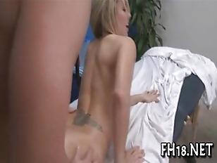 Picture CuteGirl Is Riding Up Penis