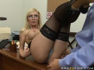 Picture Helena Sweet Horny In Her Office