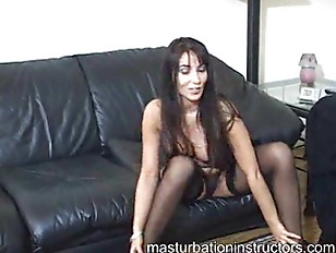Picture Latina Jerk Off Teacher Is Hot As She Teases...