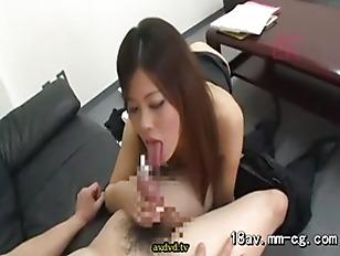 Sexy Secretary Butt Fucking...